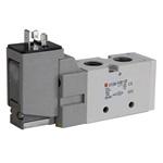 VF3000, VF5000 en VF7000 magneetventiel