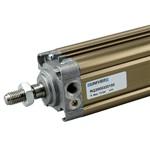 Non-rotating cilinder